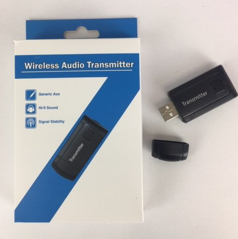 Steepletone Bluetooth Transmitter