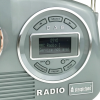 Steepletone Devon Retro Styled 2-band Portable DAB radio with AUX-IN