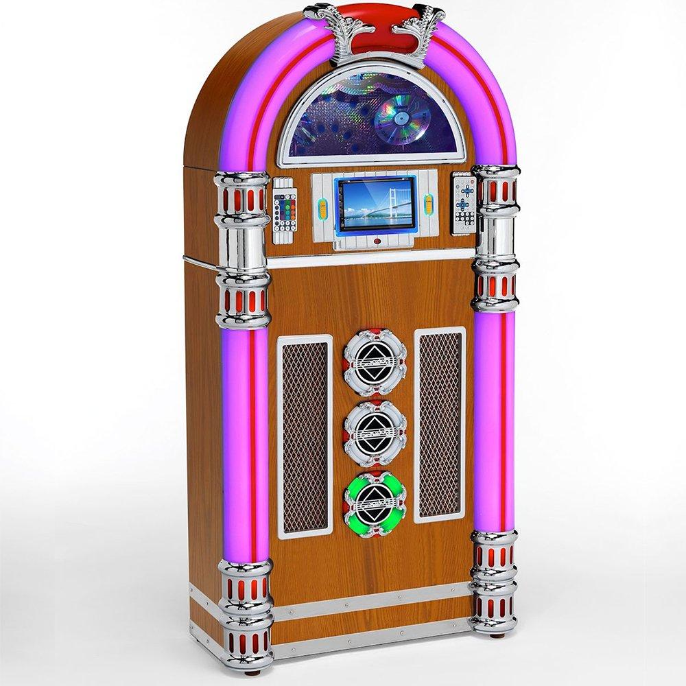 Steepletone Touch Rock 50 Jukebox